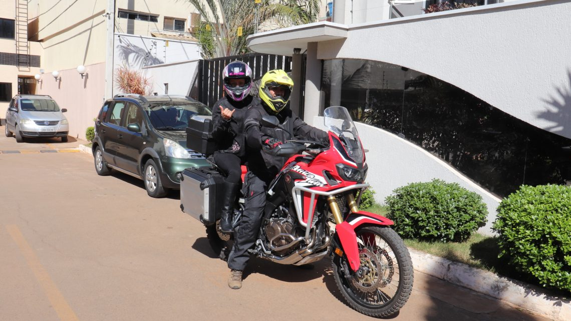 Viagem para Jaraguá